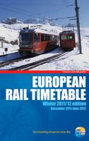 European Rail Timetable 2011/12