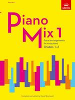 Piano Mix 1: Great arrangements for easy piano (Sheet music)