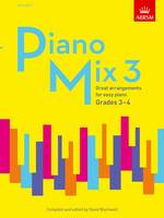 Piano Mix 3: Great arrangements for easy piano (Sheet music)