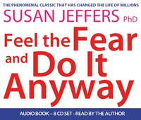 Feel the Fear and Do it Anyway (CD-Audio)