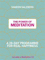 The Power of Meditation: A 28-Day Programme for Real Happiness (Paperback)