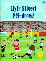 Llyfr Sticeri Pel-Droed (Paperback)