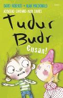 Tudur Budr: Cusan! (Paperback)