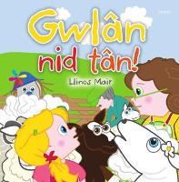 Cyfres Wenfro: Gwlan Nid Tan (Paperback)