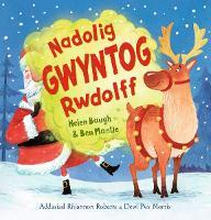 Nadolig Gwyntog Rwdolff (Paperback)
