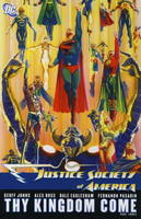 Justice Society of America: Thy Kingdom Come Pt. 3 (Paperback)
