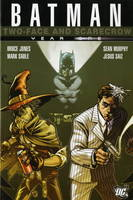 Batman: Two-face and Scarecrow: Year One (Paperback)
