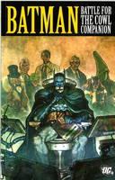 Batman: Battle for the Cowl Companion (Paperback)
