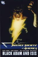 Justice Society of America: Black Adam and Isis (Hardback)