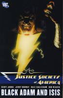 Justice Society of America: Black Adam and Isis (Paperback)