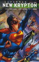 Superman: New Krypton v. 3 (Hardback)