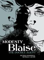 Modesty Blaise - the Double Agent - Modesty Blaise (Paperback)