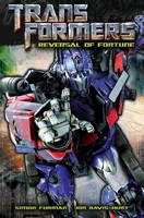 Transformers: Reversal of Fortune (Paperback)