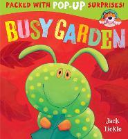 Busy Garden - Peek-a-Boo Pop-ups