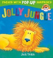 Jolly Jungle - Peek-a-Boo Pop-ups