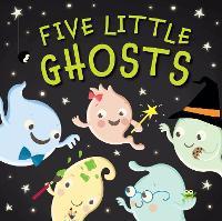 Five Little Ghosts (Board book)