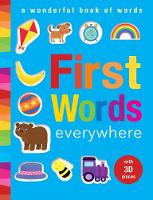 First Words Everywhere: A Wonderful Book of Words