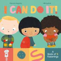 I Can Do It (Board book)