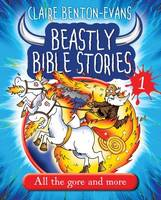 Beastly Bible Stories: Book 1 (Paperback)