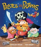 Pirates in Pyjamas (Hardback)