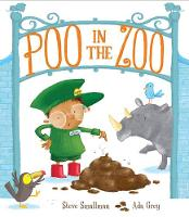 Poo in the Zoo (Paperback)