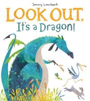 Look Out, It's a Dragon! (Paperback)