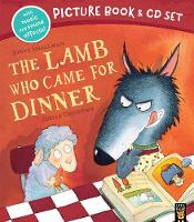 The Lamb Who Came for Dinner Book & CD - The Lamb Who Came For Dinner