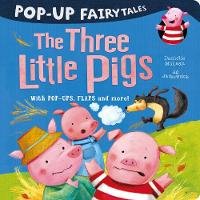 Pop-Up Fairytales: The Three Little Pigs - Pop-Up Fairytales 4