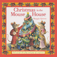 Christmas in the Mouse House (Hardback)
