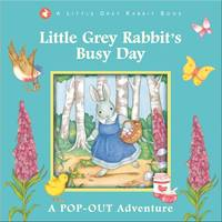 Little Grey Rabbit's Busy Day