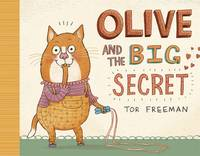 Olive and the Big Secret (Paperback)