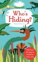 Who's Hiding? (Hardback)