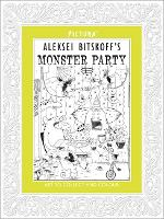 Pictura: Monster Party - Pictura (Paperback)