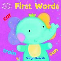 Animal Nursery: First Words (Hardback)