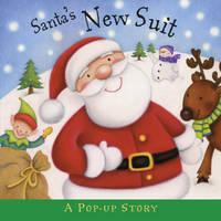 Santa's New Suit: Pop-up (Hardback)