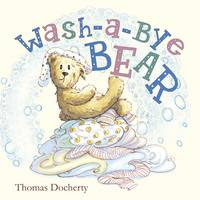 Wash-a-bye Bear (Paperback)