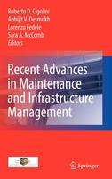 Recent Advances in Maintenance and Infrastructure Management