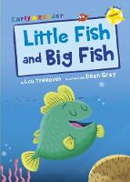 Little Fish and Big Fish (Early Reader) (Paperback)