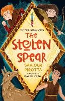 The Stolen Spear - Wolfsong (Paperback)