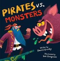 Pirates Vs. Monsters (Paperback)