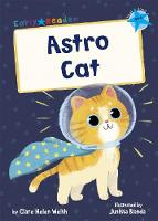 Astro Cat: (Blue Early Reader) (Paperback)