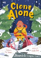 Clone Alone: (Grey Chapter Reader) (Paperback)