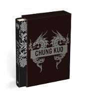 Ice and Fire: Chung Kuo Series - CHUNG KUO SERIES (Hardback)