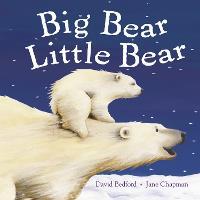 Big Bear, Little Bear (Board book)