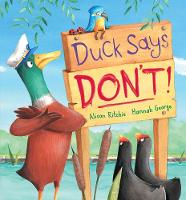 Duck Says Don't! (Paperback)