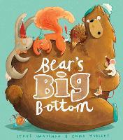 Bear's Big Bottom (Paperback)