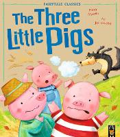 The Three Little Pigs - My First Fairy Tales (Paperback)