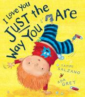 I Love You Just The Way You Are (Hardback)