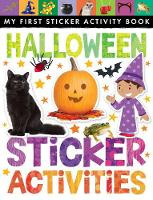 Halloween Sticker Activities (Paperback)