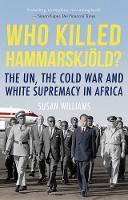 Who Killed Hammarskjold?